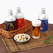 本格的なドイツスタイルの良さを取り入れた 宮城の松島ビール(缶) 3本セット