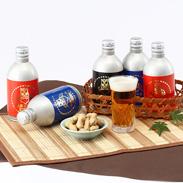 本格的なドイツスタイルの良さを取り入れた 宮城の松島ビール(缶) 6本セット