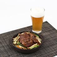 あの美味しさをご家庭で! 元祖「あんべ」の遠野ジンギスカン(単品)