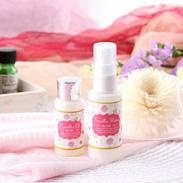 椿オイルにダマスクローズの香りを 合わせた カメリア オイル&ウォーター ローズセット