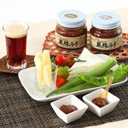 ご飯に、野菜に、お酒のおつまみに 鹿児島郷土料理黒豚みそ〔3個セット〕