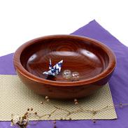 伝統の小田原漆器 『1尺5寸こね鉢』