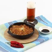 溢れ出す肉汁がたまらない タイガー餃子ピリ辛