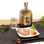 幻の酒米と呼ばれる雄町米を用いた 清酒 樫樽貯蔵  室町