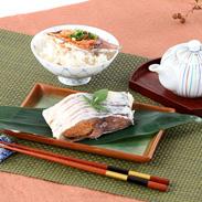 滋賀県の伝統的な味 鮒寿司丸ごとスライス箱入