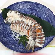 柔らかく、初めての方でも食べやすい! 天然ニゴロ鮒寿司スライス 竜王ふなずし工房・滋賀県
