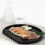 古くから今に伝えられるなれずし 鮒寿司スライスミニ4個箱入り 竜王ふなずし工房・滋賀県