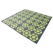 自然献上柄いぐさカーペット MAGIC CARPET 花の精190×250