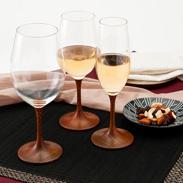 JAPAN Glass(拭き漆)SML 山久漆工(株)・福井県