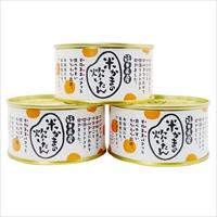 米かまの炊いたん 〔165g×3〕 米粉かまぼこ甘露煮 グルテンフリー 缶詰 福井県