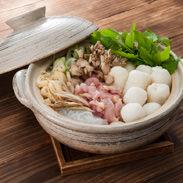 きりたんぽ・だまこもち兄弟セット 郷土料理いしかわ  秋田県 きりたんぽ・だまこもちが入った秋田の郷土鍋詰め合わせ