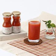 驚くような甘さと濃厚な味わい ミニトマトジュース