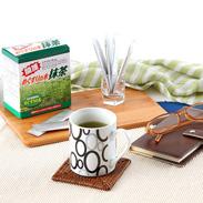 ほんのり甘く、やさしい口当たり めぐすりの木抹茶