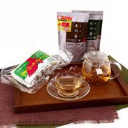 お得な家庭用と携帯用が3種入った メグスリノキお茶セット