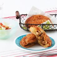 宮崎のご当地グルメがパンに入った チキン南蛮カレーパン6個入