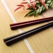 箸セット 銘木工芸・山匠 京都府 「銘木を現代の暮らしに」をコンセプトに、職人が手造りで仕上げた銘木箸のセット