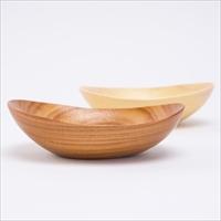 銘木工芸山匠 インテリアにもおしゃれな木の器 銘木器 小サイズ〔2枚〕