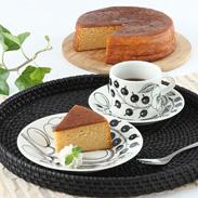 しっとりとろける食感 パテシェ40年の歴史・キャラメルバターケーキ