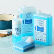 家中きれいに 水への想いが生んだ 「アクア・ナノクリーン」キッチン用洗剤