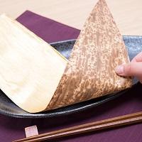 金箔 竹の皮〔1枚(約10g)〕