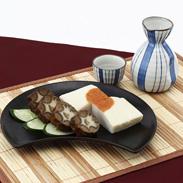 紀伊水道の新鮮な魚をご自宅に 紀州名産蒲鉾詰合せ箱入 「なんば焼2枚・ごぼう巻1本」