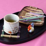 鹿沼伝統の組子をご自宅で! 「カラー組子キット」