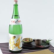 味わい深い ふじの井 純米吟醸 純 1,800ml