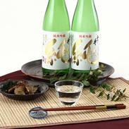 味わい深い ふじの井 純米吟醸 純 720ml 2本セット