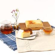 おいしさのひとてま くになかかすてらと クリーミーチーズケーキのセット くになかのケーキ屋さん・福井県