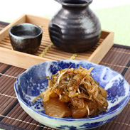 ご飯がすすむ逸品 数の子たっぷり熟成松前漬 サンスイ食品株式会社・北海道