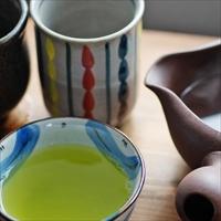 森の銘茶詰合せ 〔特上煎茶・特上深蒸し茶各200g〕 煎茶 日本茶 静岡 いしだ茶屋