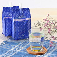 美容と健康の水素水ハイドリックアクア(ブルー)500ml×20本