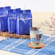 美容と健康の水素水ハイドリックアクア(ブルー)500ml×40本
