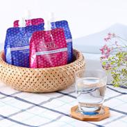美容と健康の水素水ハイドリックアクア(ピンク、ブルー混合) 500ml×60本