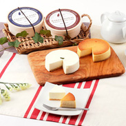 チーズ菓子専門店のケーキ2種食べ比べ カラベルギフトセット