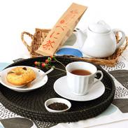 紅茶のようなフルーティーな香りと甘み  高瀬二ノ宮べに茶
