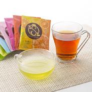 Satsumarcheアソート35P 鹿児島製茶株式会社 鹿児島県 世界緑茶コンテスト最高金賞受賞のティーバッグ詰め合せ