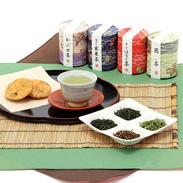 良質の茶葉を吟味  華やかな宇治茶詰め合わせ  宇治銘々茶 雅−30