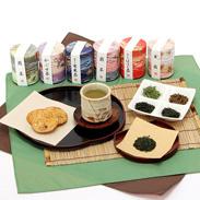 良質の茶葉を吟味  華やかな宇治茶詰め合わせ  宇治銘々茶 雅−50