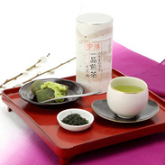 高原の霧が育んだ、こだわりの味  宇治山城童仙房産一品煎茶