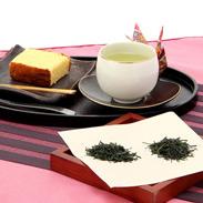 芳醇な宇治茶で心和むひとときを  宇治銘茶詰合せ HG−50