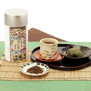 伝統の逸品!独特のこうばしい香り  宇治茶師焙茶