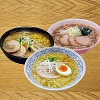 八郎めん 生 秋田比内地鶏らーめん 12食〔麺110g×12・スープ3種(醤油・味噌・塩)×各4〕