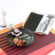 桑名産の海苔を厳選し焼き上げた 桑名産寿司海苔