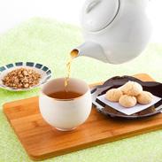 柏崎青果 青森県 ノンカフェイン 疲れた心と体を癒す ごぼう茶〔50g〕