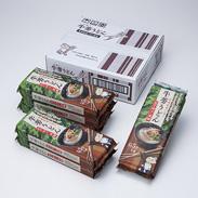 日本一の生産量を誇る青森県産のごぼうを使い、讃岐うどんの石丸製麺とコラボした 牛蒡うどん 柏崎青果・青森県