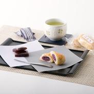 沖縄と静岡のコラボスイーツ パイも、紫芋ようかんセット