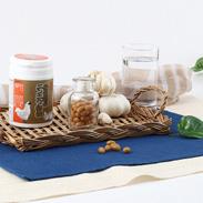 日々の健康管理に! 烏骨鶏のニンニク卵黄(腸溶310粒)