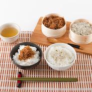温かいご飯と相性抜群 野菜炒め・和え物・そのままお酒の肴に ちりめん山椒セット