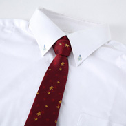 移り変わる四季の象徴 紅葉ネクタイ